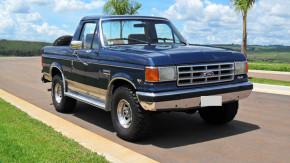 Esta pode ser sua chance de comprar um Ford Bronco muito bem cuidado no Brasil