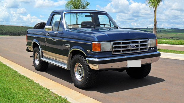 Esta pode ser sua chance de comprar um Ford Bronco muito ...