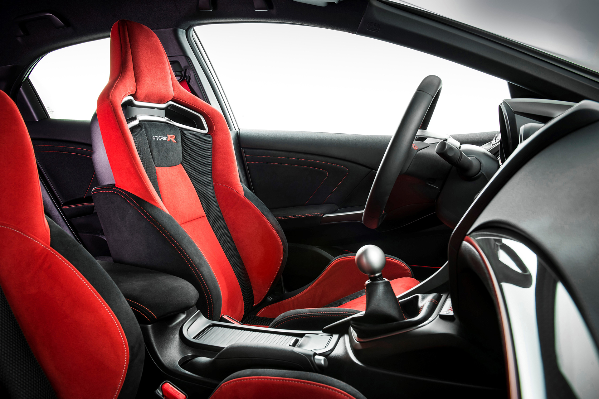 310 hp vtec turbo e uma meta o novo honda civic type r. Black Bedroom Furniture Sets. Home Design Ideas