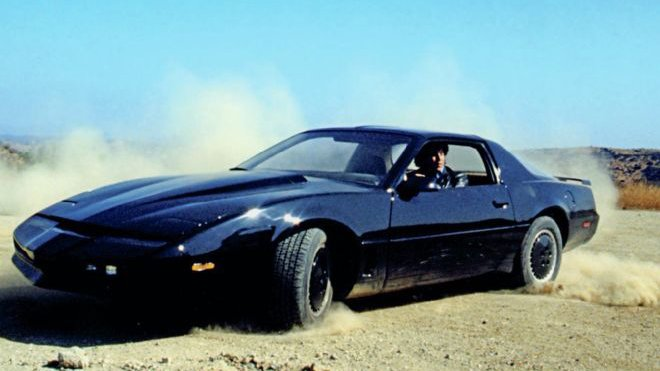 Super M 225 Quina A Hist 243 Ria Do Kitt O Pontiac Trans Am De