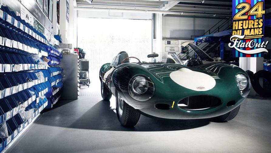 Lendas De Le Mans: Jaguar D Type, O Sucessor Do C Type
