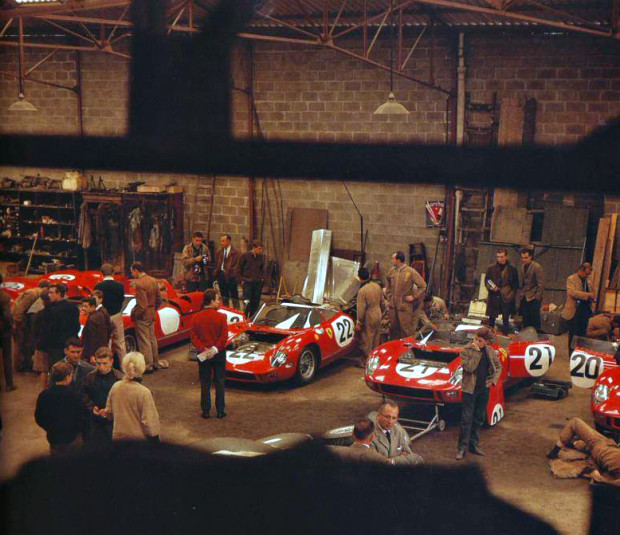 Ferrari1964LeMans