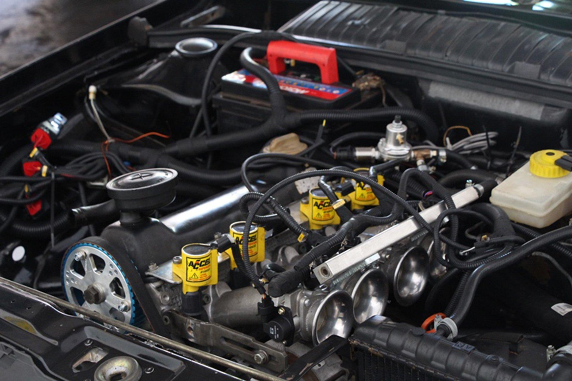 A Prepara 231 227 O E A Primeira Partida Do Novo Motor Do Meu