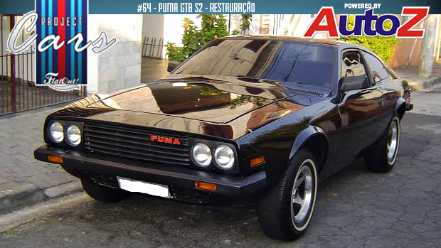8bf2b85e269 Project Cars  64 - a restauração da fibra e a pintura do meu Puma GTB S2 -  FlatOut!