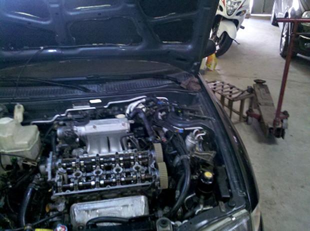 Project cars 152 - Colt GTI - Segundo Post