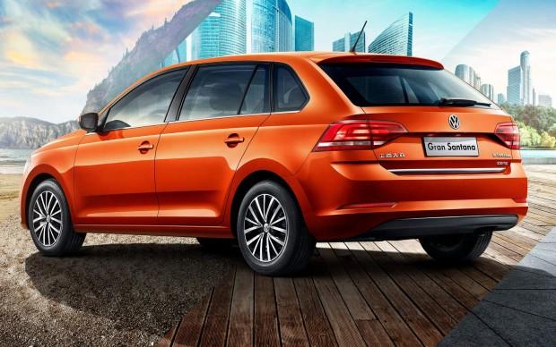 Volkswagen-Gran-Santana