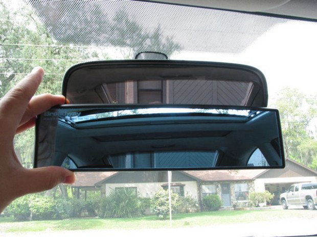car-parts-Interior-Car-Accessories-Universal-Fit-Boardway-Rear-View-Mirror-250MM