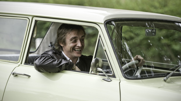 oliver the opel- Richard Hammond's opel kadett