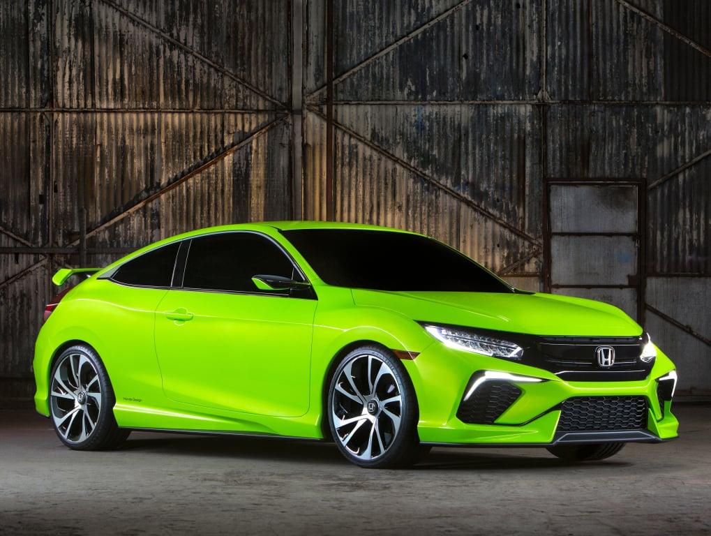 Elegant Honda Civic Ter Cara Nova E Motores Turbo Em 2016  FlatOut