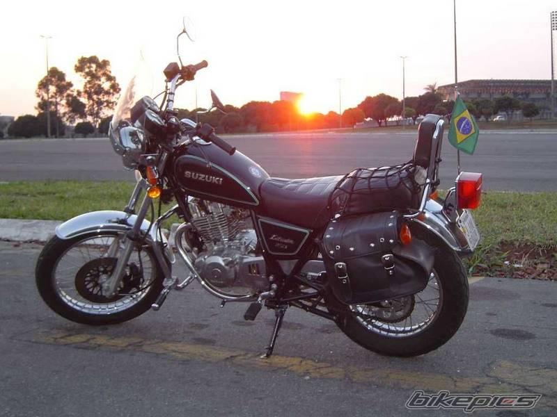 Project cars bikes a histria da minha harley davidson sportster intruder250 fandeluxe Gallery