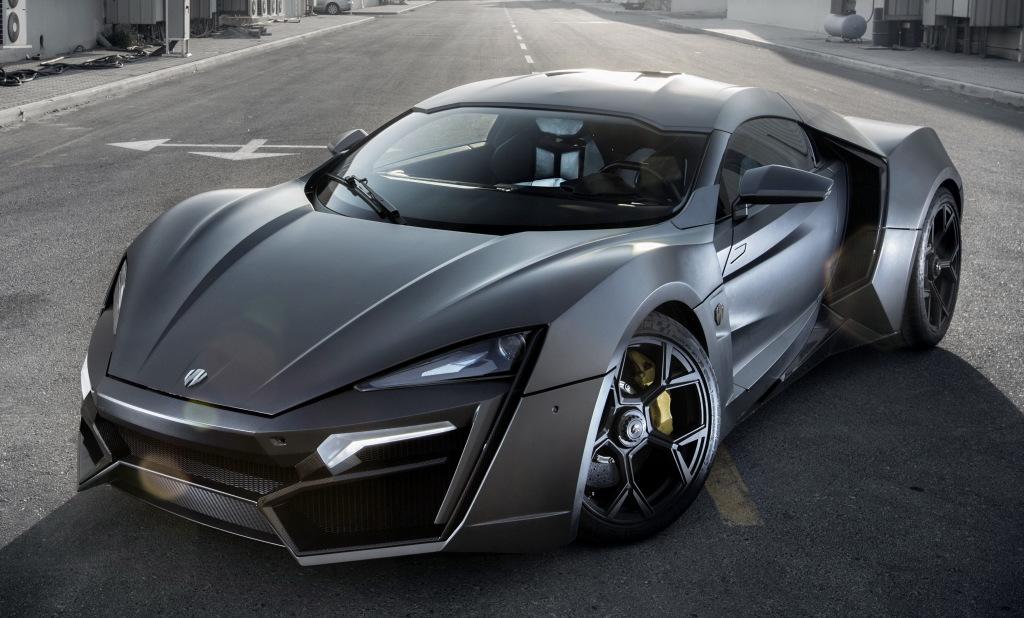 Lykan Hypersport O Supercarro Arabe De Us 3 4 Milhoes Com