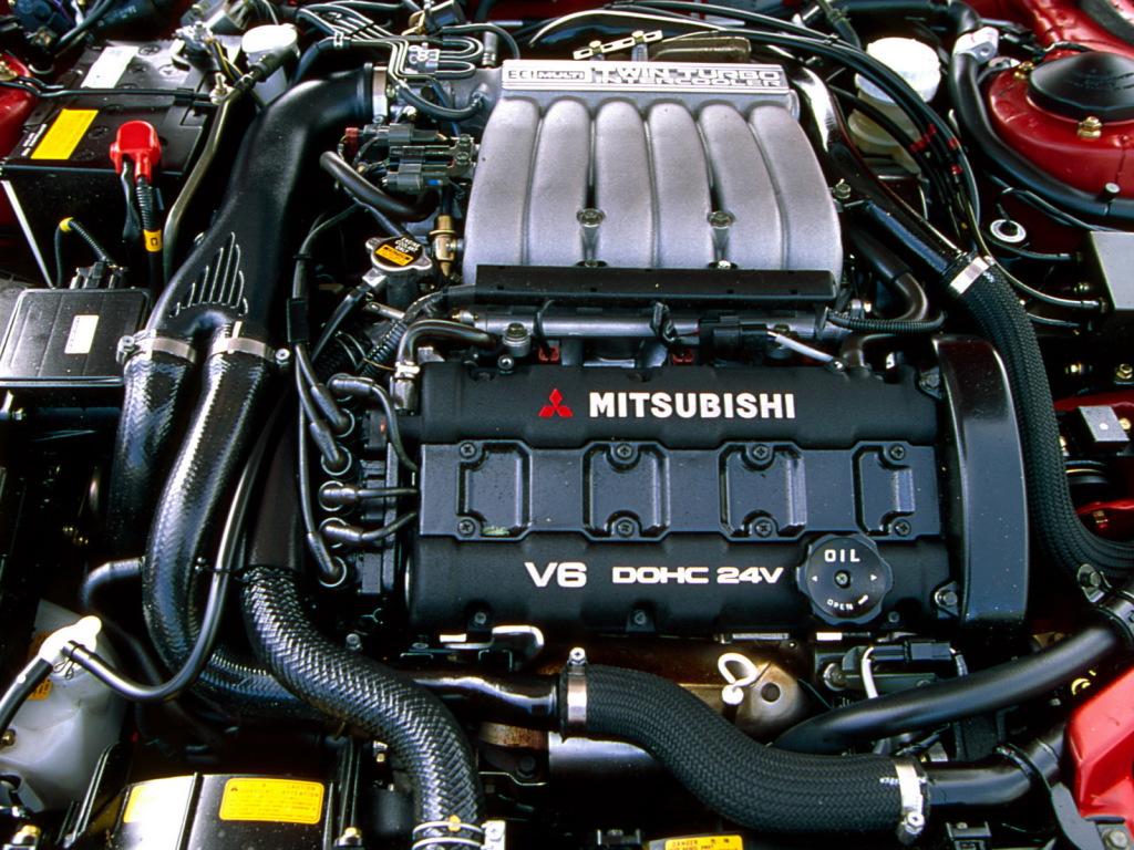 Mitsubishi 3000gt A Revolu 231 227 O Turbinada Com Tra 231 227 O