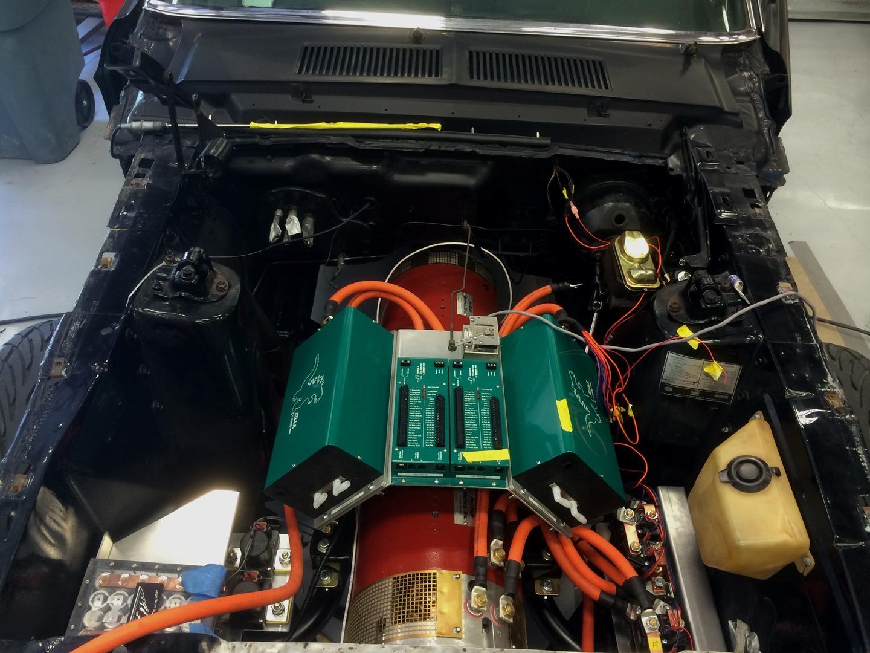 Zombie 222: o Mustang elétrico que chega aos 100 km/h em 2 ...