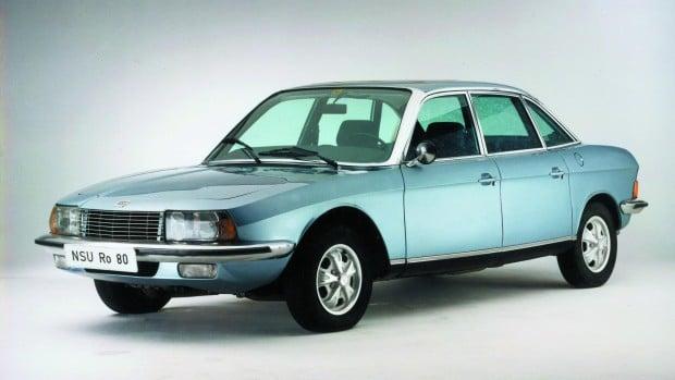 Rotary Club: os carros com motores Wankel que não são da Mazda