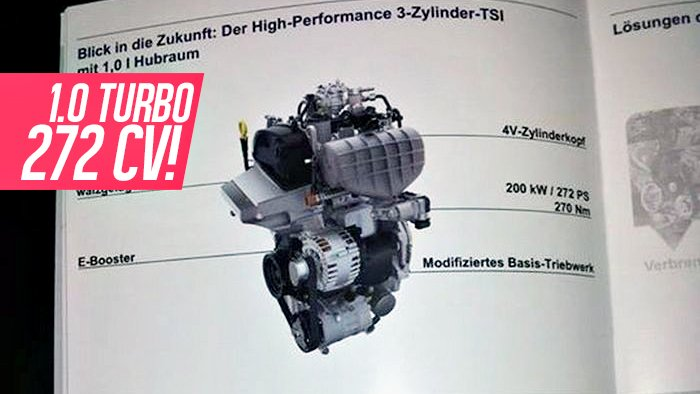1 0 Turbo 272 Cv E 27 4 Mkgf Este 233 O Novo Motor Tsi Da
