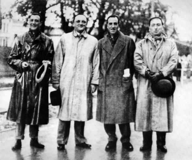 1927 fondatori maggi mazzotti castagneto canestrini