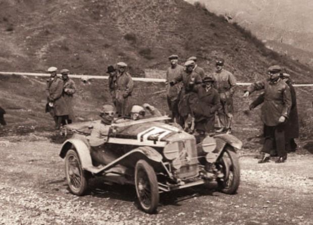 1927 minoia om vincitore
