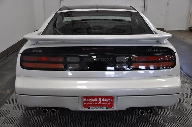 ... 1996 Nissan 300ZX 9 ...