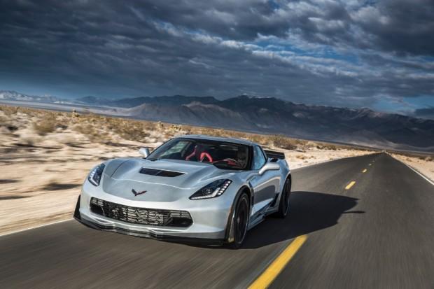 Chevrolet-Corvette