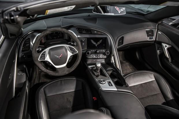 Chevrolet-Corvette-cambio