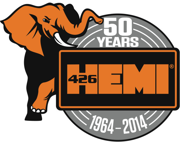 In 2014, Mopar celebrates the 50th anniversary of the introducti