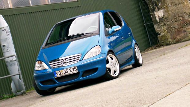 MercedesW168