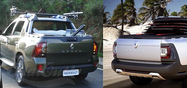 Renault-OrochRear