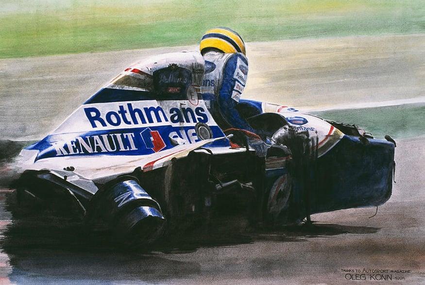 Senna kiszáll