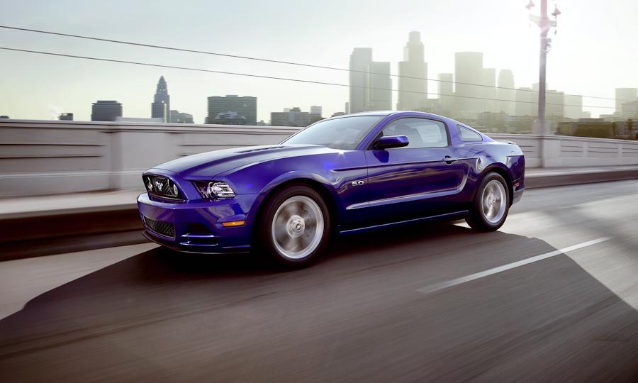 68def0ddee Até sua quinta geração o Mustang foi uma piece de resistance dos muscle  cars old school. Além do visual retrô