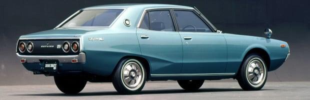 1972-Nissan-Skyline-2000GT_GC110_rear