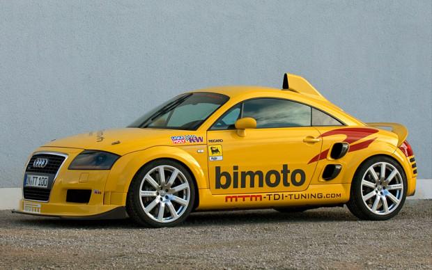 2007 Audi TT MTM Bimoto top car rating and specifications