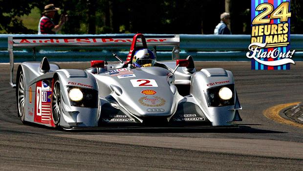Audi R8 LMP: o protótipo que dominou Le Mans entre 2000 e 2005 e deu início a uma nova era