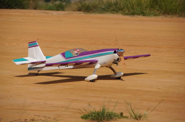 Foto Aeromodelo