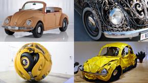 Dia Mundial do Fusca: quando o Besouro vira obra de arte