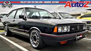 Project Cars #200: depois de longos anos, meu Passat GTS Pointer está pronto