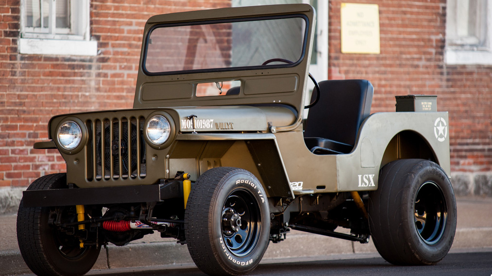 Jeep Willys 2015 | New Car Release Date