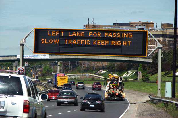 left-lane-bandits