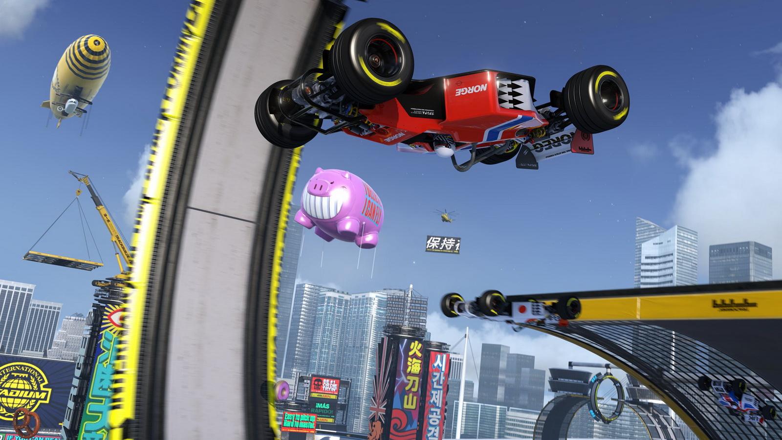 Trackmania Turbo: um game que mistura Fórmula 1 com F-Zero ...