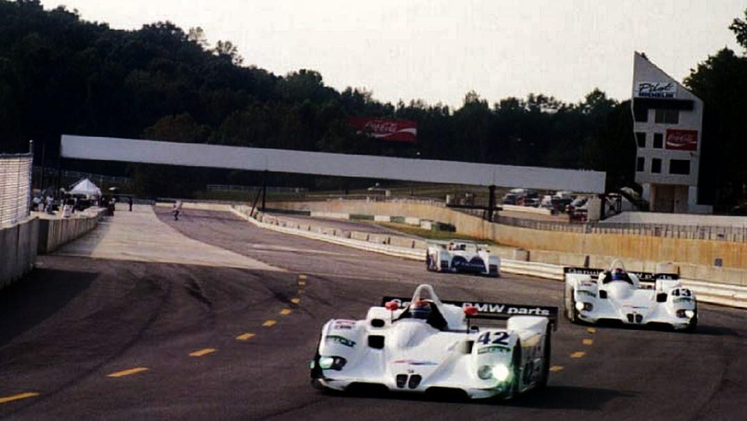 62 Bmw V12 Lmr Vencedor De Las 24 Horas De Le Mans De