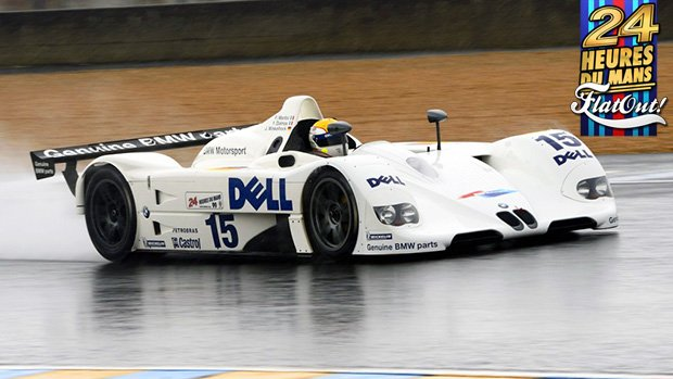 BMW V12 LMR: o protótipo com motor do McLaren F1 que venceu as 24 Horas de Le Mans de 1999