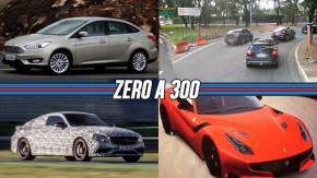 Ford lança Focus Fastback no Brasil, o radar recordista de multas em SP, as primeiras imagens do Mercedes-AMG C63 Coupe e mais!