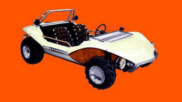 1970 Chrysler France Shake Concept by Bertone