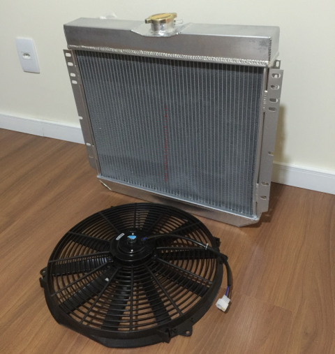 Foto radiador