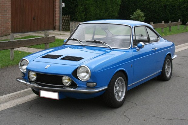 Simca Coupe 1200 S
