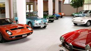 Museo Bertone: todos os conceitos, protótipos e modelos de produção do estúdio italiano serão leiloados