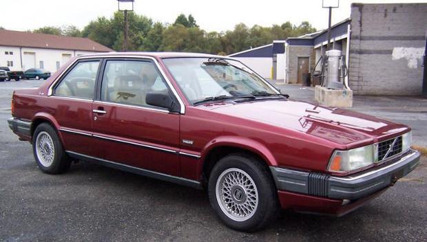 Volvo 780 Coupe 1982