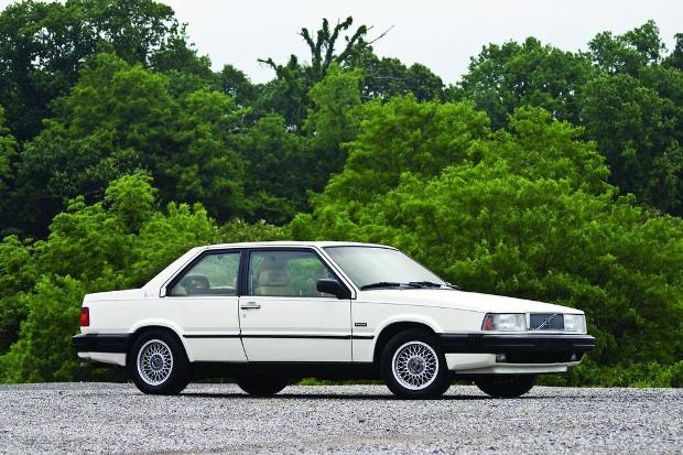 Volvo 780 Coupe 1990