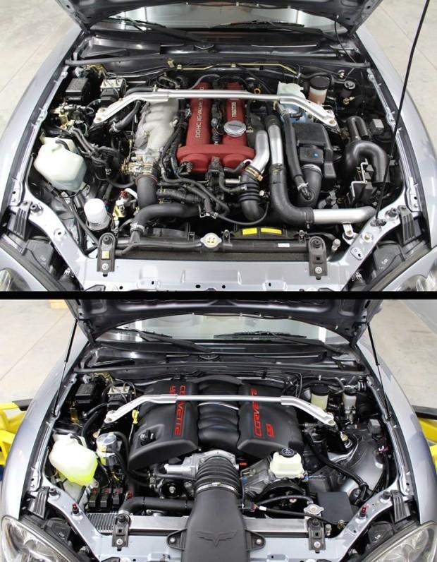 Project thunderbolt este mazda mx 5 miata com um v8 ls3 for Thunderbolt motors and transmissions