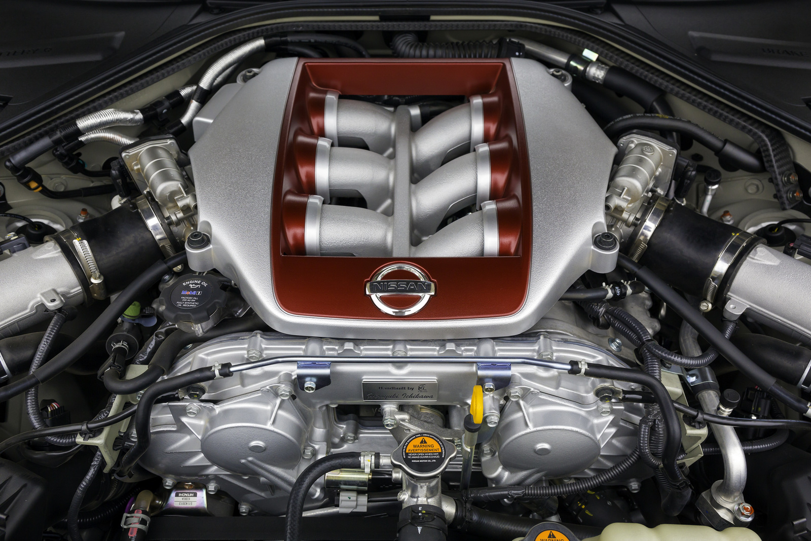 Awesome 2016 Nissan GT R 45th (2)