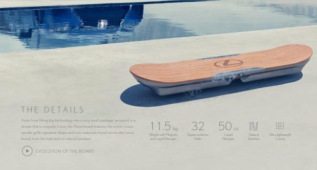 Dados-tecnicos-Lexus-Slide-hoverboard